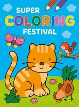 , Super Coloring Festival
