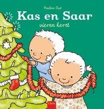 Pauline Oud , Kas en Saar vieren kerst