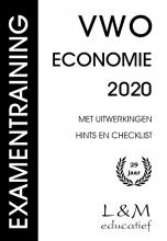A. Brouwer H. Vermeulen, Examentraining Vwo Economie 2020