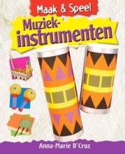 Anna-Marie  D`Cruz Muziekinstrumenten