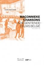 David  Vergauwen Maçonnieke chansons