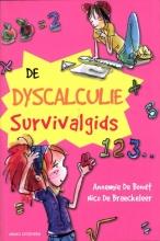 Nico De Braeckeleer De dyscalculie survivalgids