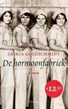 Saskia  Goldschmidt De hormoonfabriek