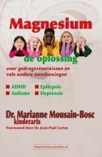 Marianne Mousain-Bosc , Magnesium