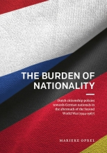 Marieke Oprel , The Burden of Nationality