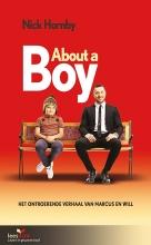 Nick Hornby , About a boy