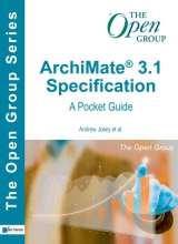 Andrew Josey , ArchiMate® 3.1 Specification