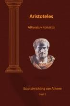 Ron  Jonkvorst Aristoteles Staatsinrichting van Athene deel 2
