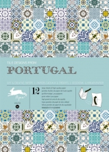 Tile designs from Portugal Volume 56