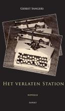 Gerrit  Sangers Het verlaten station