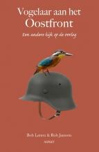 Rob  Janssen, Bob  Latten Vogelaar aan het Oostfront