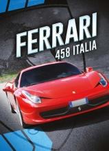 Calvin Cruz , Ferrari 458 Italia