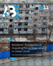 Xin  Li Residents' Perceptions of Impending Forced Relocation in Urban China