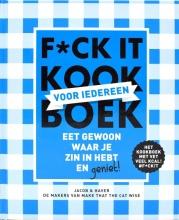 Jacob & Haver ImageBooks Factory, F*ck it kookboek voor iedereen