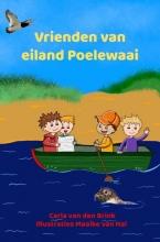 Carla Van den Brink , Vrienden van eiland Poelewaai