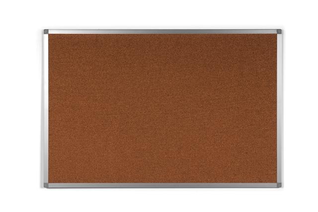 ,Prikbord Quantore 90x60cm kurk