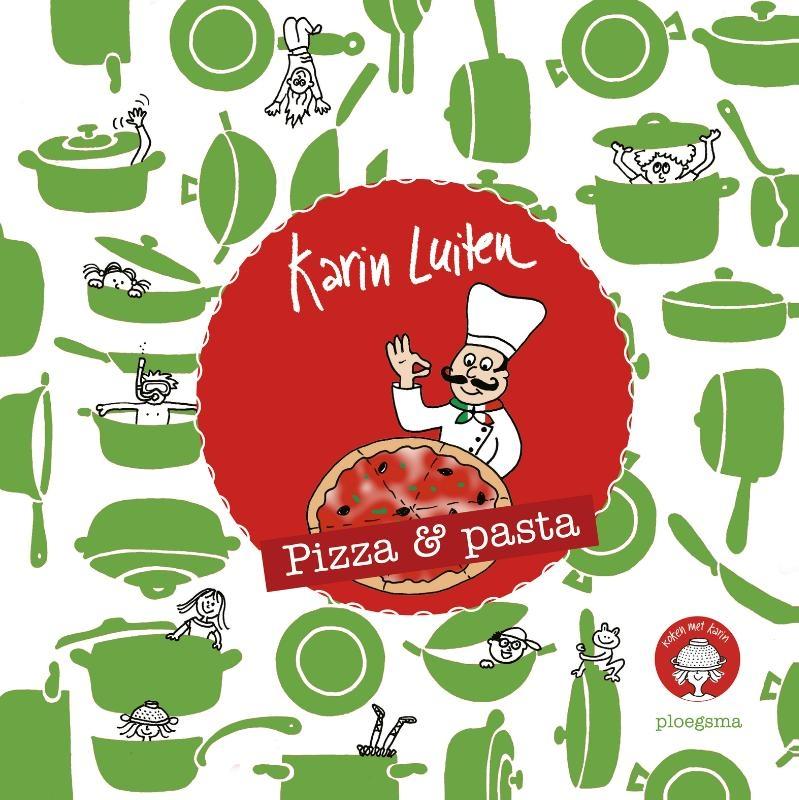 Karin Luiten,Pizza en Pasta