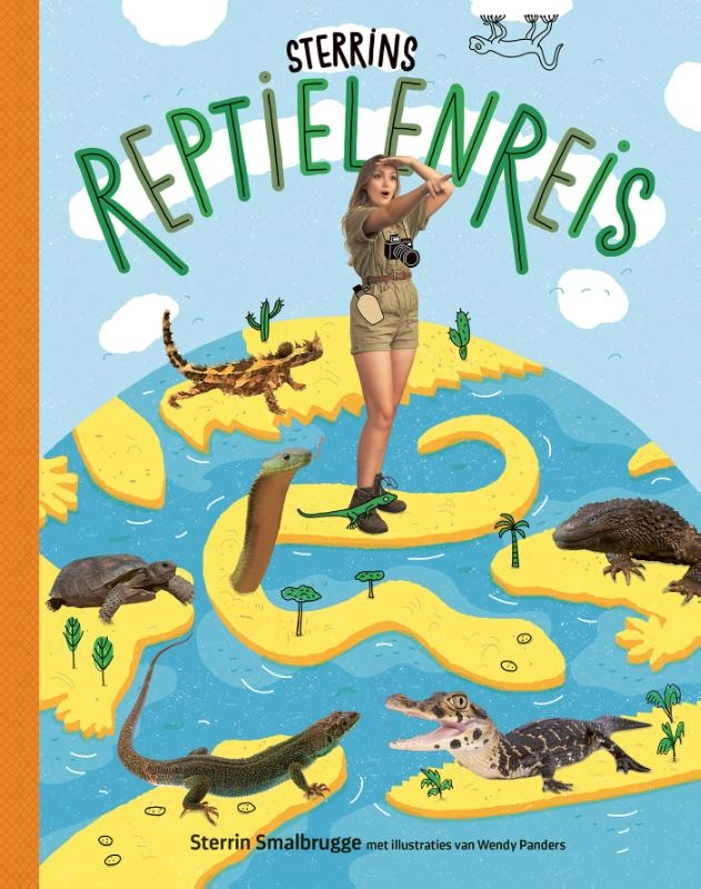 Sterrin Smalbrugge, Wendy Panders,Sterrins Reptielenreis
