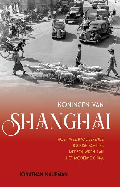 Jonathan Kaufman,Koningen van Shanghai