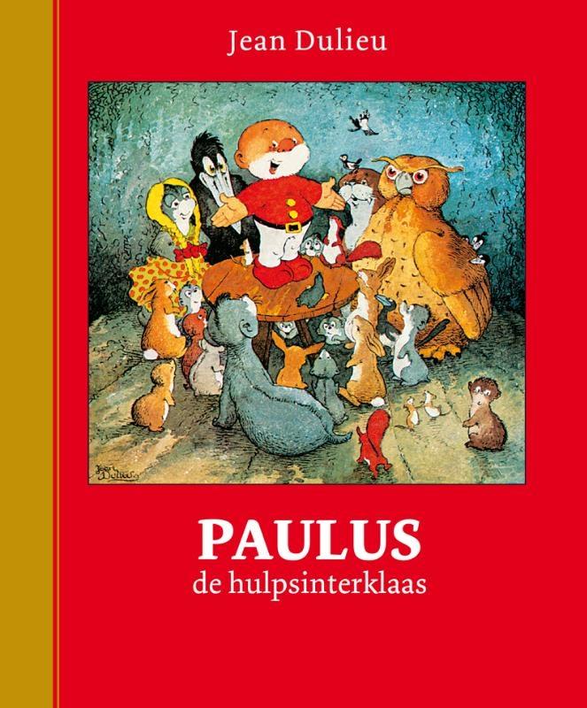 Jean Dulieu,Paulus de hulpsinterklaas