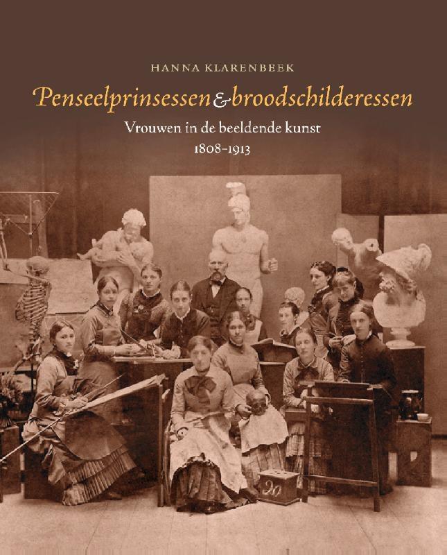 Hanna Klarenbeek,Penseelprinsessen & broodschilderessen