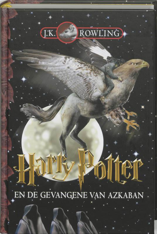 J.K. Rowling,Harry Potter en de gevangene van Azkaban