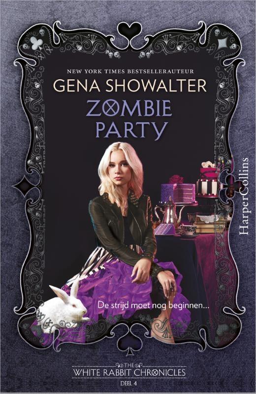 Gena Showalter,Zombie Party
