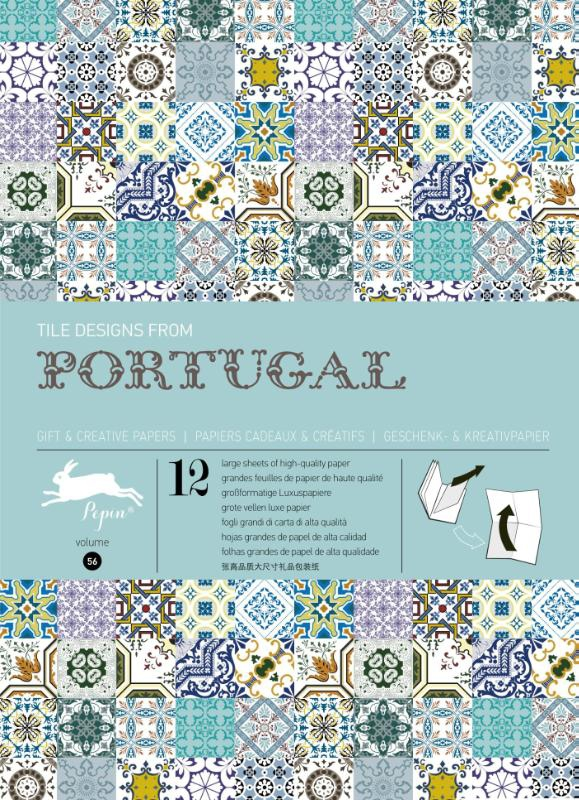 ,Tile designs from Portugal Volume 56
