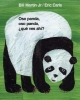Martin, Bill, Jr.,Oso panda, oso panda, que ves ahi? / Panda Bear, Panda Bear, What do you see?