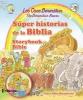 Zondervan Publishing,Los Osos Berenstain Super Historias de La Biblia / The Berenstain Bears Storybook Bible
