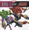 ,Black Widow Joins the Mighty Avengers