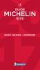 Michelin,MICHELINGIDS BELGIE & LUXEMBOURG 2017