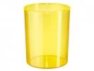 ,papierbak HAN i-Line Signal 13 liter transparant fel geel