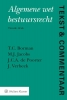 <b>T.C.  Borman, M.J.  Jacobs, J.C.A. de Poorter, J.  Verbeek</b>,Tekst & Commentaar Algemene Wet Bestuursrecht