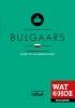 ,Wat & Hoe Taalgids Bulgaars
