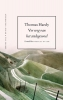 <b>Thomas  Hardy</b>,Ver weg van het stadsgewoel