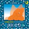 <b>Jet Boeke</b>,Het dubbeldikke voorleesboek van Dikkie Dik + dvd