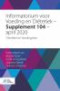 ,Informatorium voor Voeding en Di?tetiek - Supplement 104 - april 2020