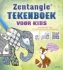 <b>Jane  Marbaix</b>,Zentangle tekenboek voor kids