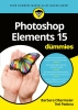 Barbara  Obermeier, Ted  Padova,Photoshop Elements 15 voor Dummies