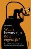 <b>Jacob Jolij</b>,Wat is bewustzijn nou eigenlijk?