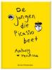 <b>Anthony  Penrose</b>,De jongen die Picasso beet