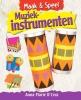 D Cruz,Maak & speel (9-12 jaar) Muziekinstrumenten
