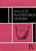 <b>Analecta praehistorica leidensia 9</b>,