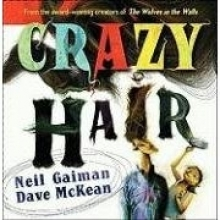 Gaiman, Neil Crazy Hair