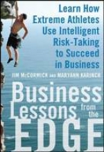 McCormick, Jim Business Lessons from the Edge