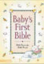 Carlson, Melody Babys First Bible
