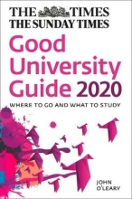 John O`Leary The Times Good University Guide 2020