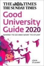 OLeary, John Times Good University Guide 2020