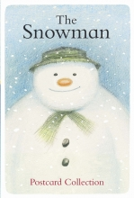 Raymond,Briggs Postcards from the Snowman and the Snowdog